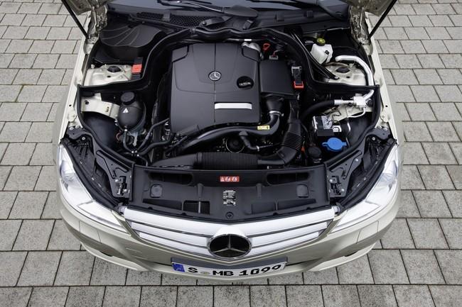 Lịch sử động cơ của Mercedes C-Class 7